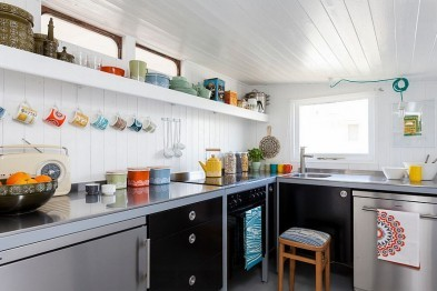 Посуда, как элемент декора в интерьере