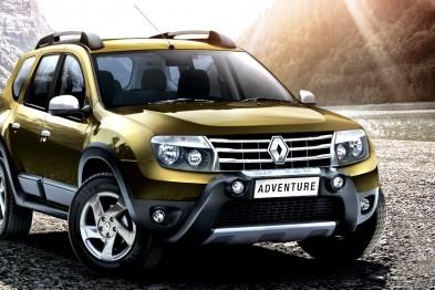 Renault Duster – либо нравится, либо нет, но всегда заметен