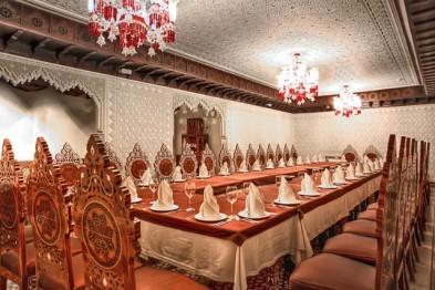 Ресторан для свадьбы в русском стиле