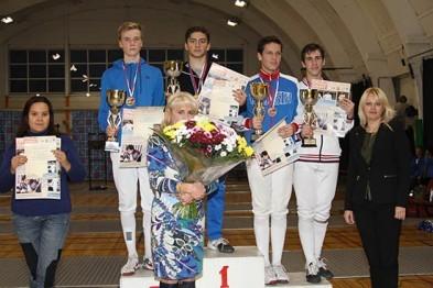 На турнире «Юность Москвы» у арзамасца Тюлюкова - «серебро»