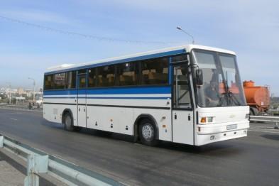 Автобусная техника МАЗ