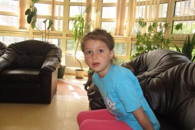 Родители Рябовой Дарьи просят о помощи в лечении дочки в Израиле