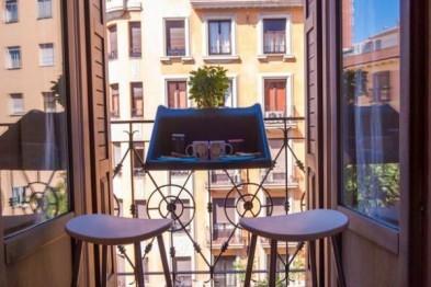 Балкон, как многофункциональное и креативное пространство