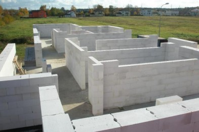 Газобетон, как универсальный строительный материал