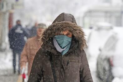 Мороз до -27°С, а затем и оттепель до +1°С ожидаются в Арзамасе