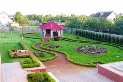 Ландшафтный дизайн для вашего сада