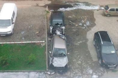 В Арзамасе задержали поджигателя автомобилей