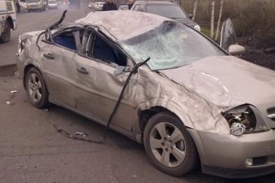 Три человека пострадали в ДТП в Шатковском районе