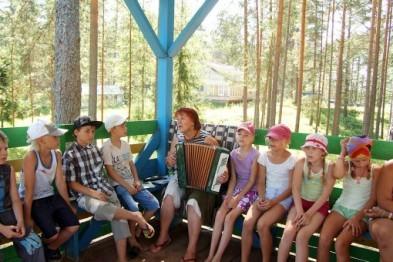 Более 100 тыс. детей отдохнули в Нижегородских лагерях за время летних каникул