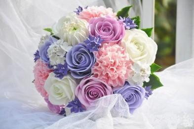 Один из главных элементов – букет невесты