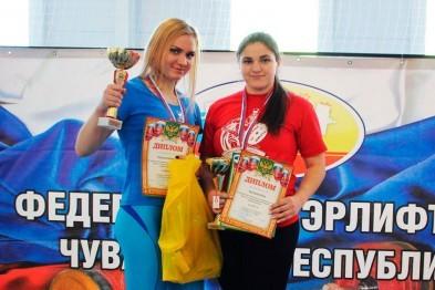Две «золотые» медали привезли арзамасские девушки с первенства ПФО, которое завершилось в Чебоксарах