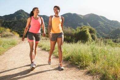 10 000 шагов в день и ваш вес под контролем!