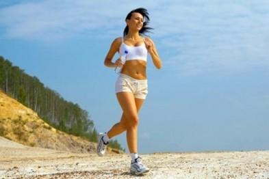 Бег, как метод похудения