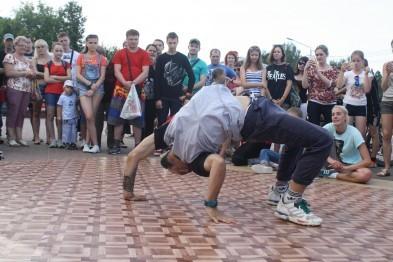 Нижегородцы поучаствовали в юбилейном фестивале по брейк-дансу в Муроме