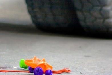 Водитель «Волги» сбил 5-летнюю девочку на глазах у бабушки в Выездном