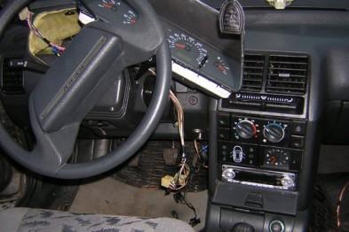 За прошедшую неделю в Арзамасе угнали 2 автомобиля и 1 мотоцикл, одну машину удалось найти