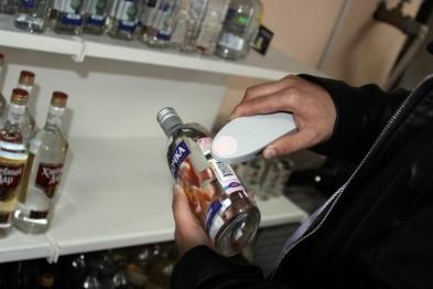 106 литров алкогольной продукции изъяли из незаконного оборота полицейские Арзамаса