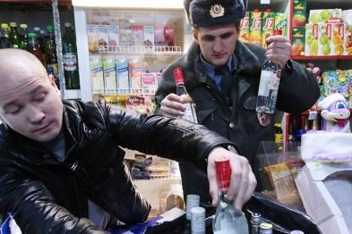 200 литров алкоголя изъято из торговли в Арзамасе
