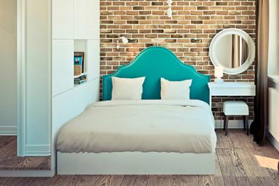 5 способов создать необычный интерьер спальни