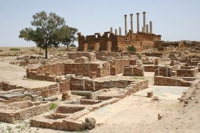Загадочный и сказочный Тунис