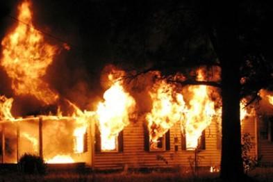 Житель Чусового предстанет перед судом за поджог дома, где было совершено убийство