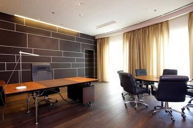 Современный дизайн кабинета руководителя