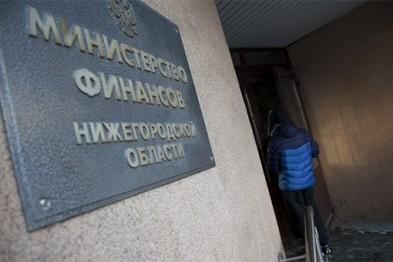 Госдолг Нижегородской области за месяц вырос более чем на 5%