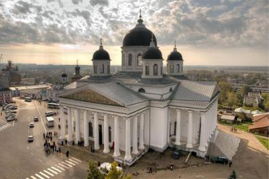 Арзамас в рейтинге популярных для туризма городов