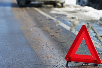 Два опрокидывания автомобиля в кювет и наезд на пешехода произошли накануне в Арзамасе и Арзамасском районе