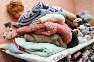 Акция по сбору вещей для нуждающихся проходит в Арзамасе