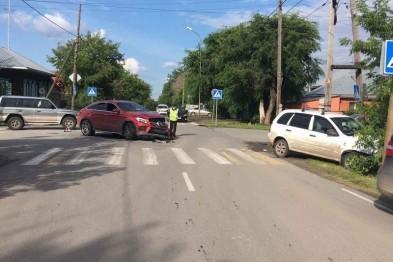 В Нижнем Новгороде возбуждено уголовное дело по факту травмирования в ДТП несовершеннолетнего