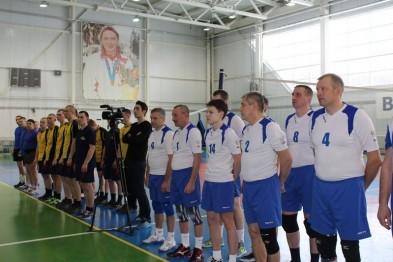 В Арзамасе состоялся турнир по волейболу среди силовых структур (ФОТО)