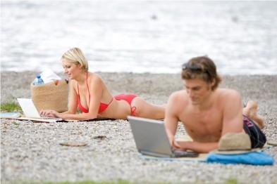 В Арзамасе судили мужчину, похитившего на пляже ноутбук