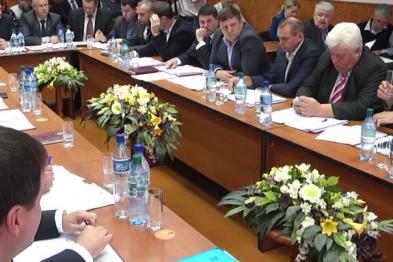 Стартовало судьбоносное заседание Арзамасской Думы по выборам единого главы города