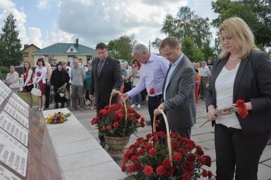 Светлая память погибшим на станции Арзамас–I: 4 июня – день скорби и нравственный урок для всех арзамасцев