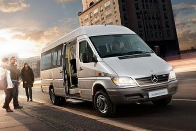 Заказ микроавтобуса на корпоратив