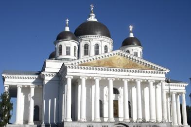 8 906 342 рублей выделено на проведение проектных работ по реставрации Воскресенского собора в Арзамасе