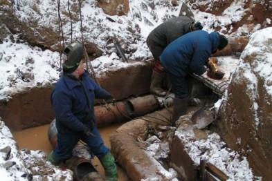 Детсад, школа и 14 жилых домов остались без тепла в Дзержинске из-за аварии