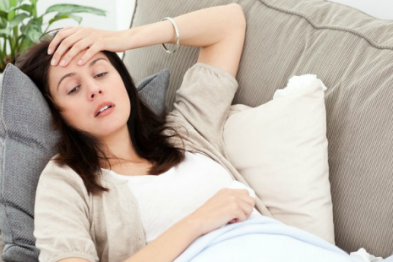 Насморк при беременности