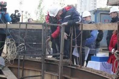 Строителям нижегородского метрополитена вновь задерживают зарплату