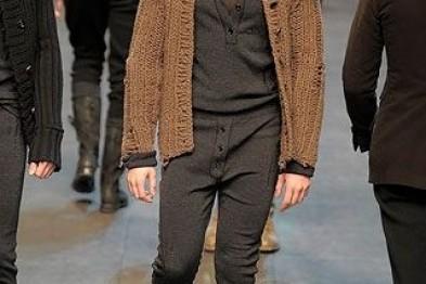 Изменчивая мужская мода