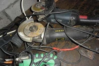 Кражу электроинструментов оперативно раскрыли полицейские Арзамаса