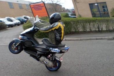 Любителя мототехники задержали в Арзамасе за серию краж