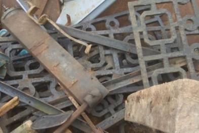 Серийных кладбищенских воров задержали в Арзамасе