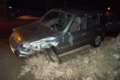 В Арзамасе водитель «Шевроле» сбил на пешеходном переходе мужчину, затем столкнулся с другим автомобилем