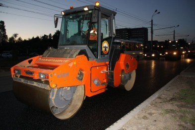 В Нижнем отремонтировали 80% автомобильных дорог