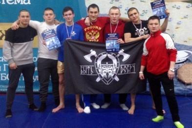 Арзамасские бойцы уверенно выступили на турнире в Нижнем Новгороде по панкратиону