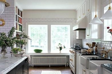 Дизайнерские решения кухни