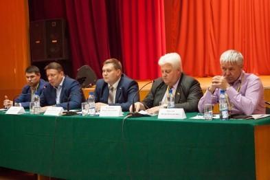В Арзамасе единороссы выбрали новый состав политического совета