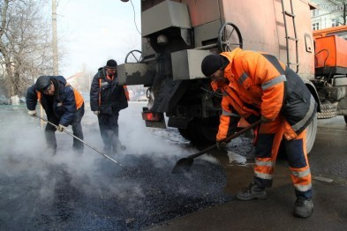 В Ижевске в 2018 году отремонтируют дороги на 730 млн. рублей